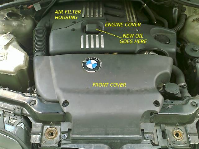 bmw 320d e46 with m47 engine